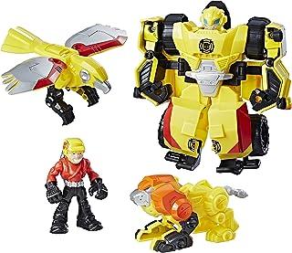 Transformers Playskool RBT C0296 Rescue eam Drużyna Bumblebee Hasbro C0212