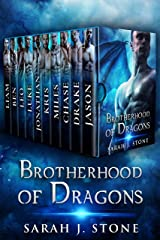 Brotherhood of Dragons Kindle Edition