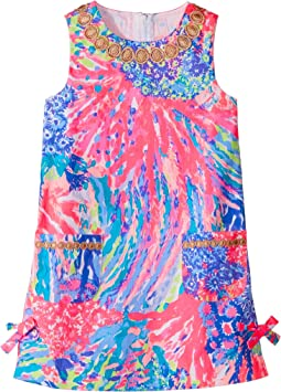 Lilly Pulitzer Kids Lilly Classic Shift Dress (Toddler/Little Kids/Big Kids)