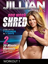 One Week Shred - Workout 1