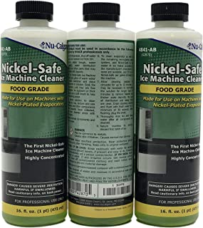 Nu Calgon Ice Machine Cleaner Nickel Safe 4287-34, 3 Pack