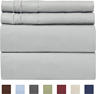 pointehaven 800 thread count deep pocket sheet set