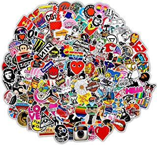 1000 random stickers