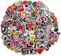 200Pcs Cool Random Sticker(50~1100 Pcs),Fast Shipped by Amazon.Random Vinyls Decals for Laptop,Cars,Motorcycle,Bicycle,Skateboard,Luggage.