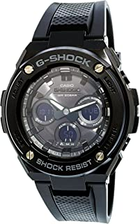 Men's G-Shock GSTS300G-1A1 Grey Silicone Analog Quartz Sport Watch