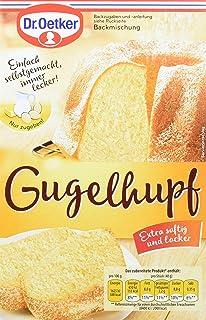 Dr. Oetker Gugelhupf Kuchenmischung, 8er Pack 8 x 460 g Packung