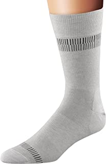 FoxRiver Men's Everyday in Line Crew Moisture Wicking Socks