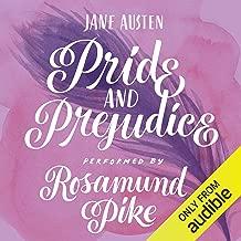 Best pride and prejudice audiobook rosamund pike Reviews