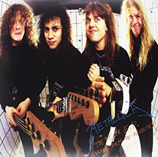 Metallica - The $5.98 E.P.: Garage Days Re-Revisited [EP] (Vinyl/LP)