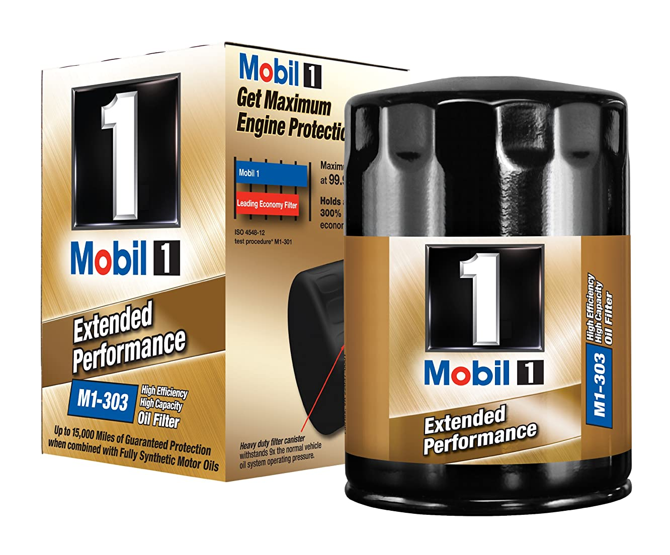 Mobil 1 M1-303 Extended Performance Oil Filter