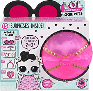 MGA Entertainment L.O.L. Surprise! Biggie Pet - Dollmatian