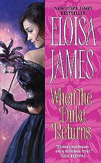 When the Duke Returns (Desperate Duchesses Book 4)