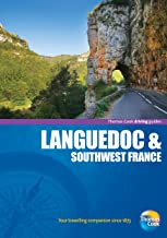Driving Guides Languedoc, 4th (Drive Around - Thomas Cook)