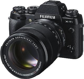 Fujifilm X-T1 systemkamera (16,3 megapixel, 7,6 cm (3 tum) LCD-skärm, X-Trans CMOS II sensor, SD/SDHC-kortplats, Full HD, ...
