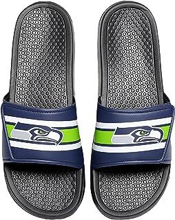 42de603d9188d FOCO NFL Youth Legacy Sport Slide Flip Flop Sandals