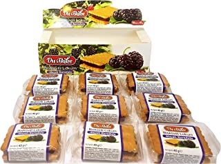 Blackberry Turkish Delights Biscuits 10 Large Individually Packed