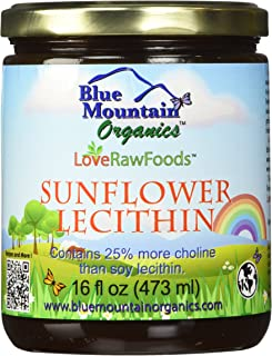 blue mountain sunflower lecithin