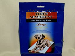 Pet Training Pads Super Absorbent Large