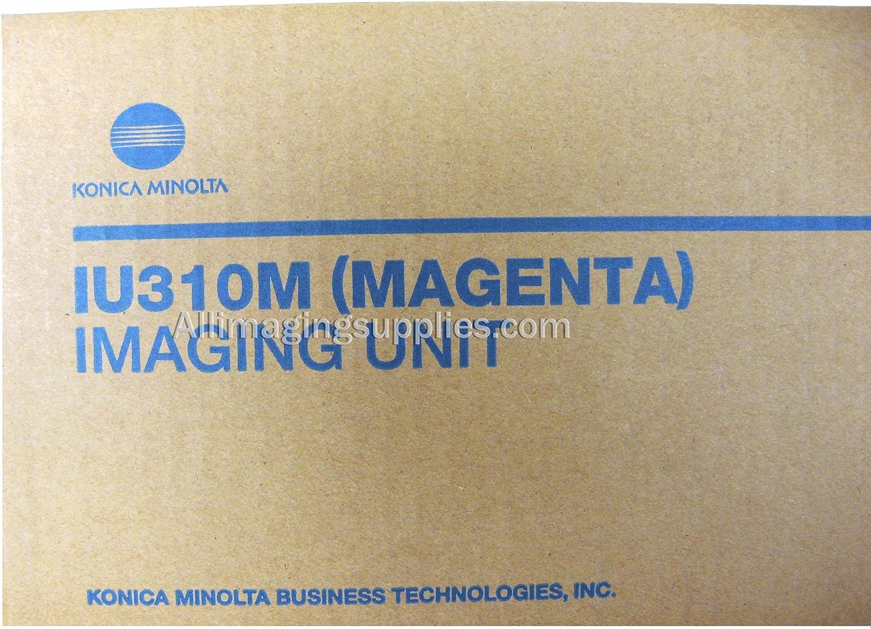Magenta Imaging Unit For BizHub C350 Printer
