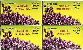 CANTUESO INFUSION 80 BOLSITAS (4 ESTUCHES X 20 INFUSIONES). ENVIO GRATIS