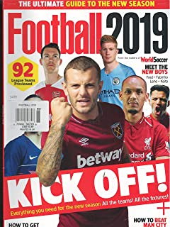 Football 2019 By World Soccer Magazine