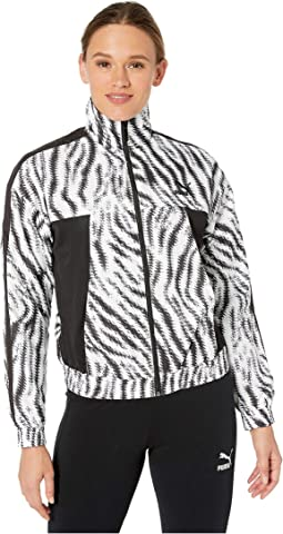 Puma White/Zebra