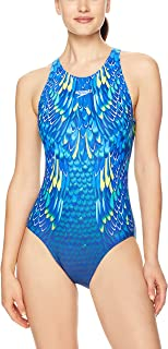 Speedo Women's Feathers Turbo Suit One Piece