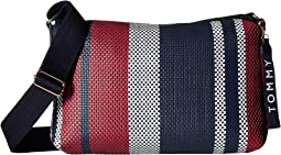 Tommy Hilfiger - Classic Tommy Woven PVC Crossbody