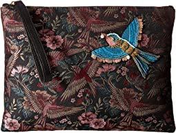 Majestic Bird Jacquard