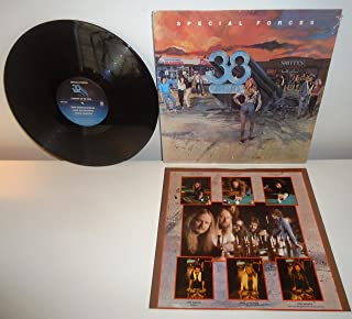 38 Special – Special Forces Label: A&M Records – SP-4888 Format: Vinyl, LP, Album Country: US Released: 1982 Genre: Rock Style: Southern Rock NM/VG++ Shrink