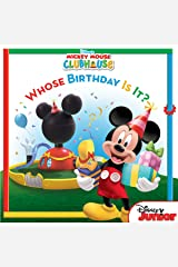 Mickey Mouse Clubhouse: Whose Birthday Is It? (Disney Storybook (eBook)) Kindle Edition