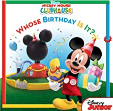 Mickey Mouse Clubhouse: Whose Birthday Is It? (Disney Storybook (eBook))