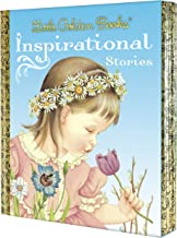 Little Golden Books: Inspirational Stories: My Little Golden Book About God; Prayers for Children; The Story of Jesus; Bible Heroes; Bible Stories of Boys and Girls