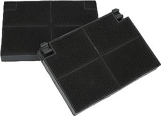 ✧WESSPER/® Filtri per cappa Faber CUBIA X 45 ENERGY ACTIVE tondo, carbone