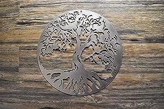 steel tree of life