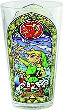 Paladone Legend of Zelda Collector's Edition Link Glass Tumbler