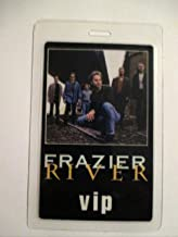 Frazier River Laminated Backstage Pass V.i.p.