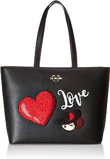 Love Moschino Pu, Borsa Tote Donna, 30x12x43 cm (W x H x L)
