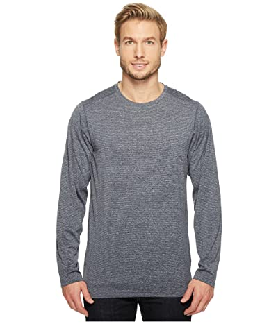 ExOfficio BugsAway(r) Tarka Long Sleeve Top (Navy) Men