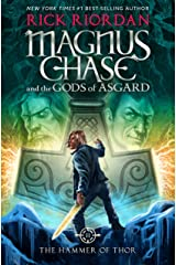 Magnus Chase and the Gods of Asgard, Book 2: The Hammer of Thor Kindle Edition