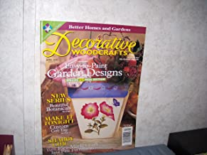 Decorative Woodcrafts Magazine(Better Homes and Gardens) APR. 2000 Vol. 10 No. 2 Issue #52