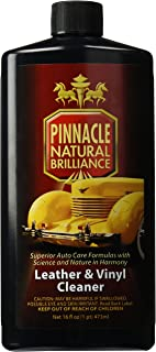 Pinnacle Natural Brilliance PIN-250 Leather and Vinyl Cleaner, 16 fl. oz.