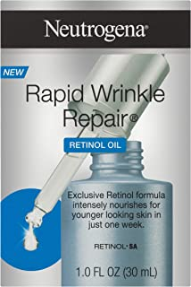 NEUTROGENA Neutrogena Rapid Wrinkle Repair Retinol Oil, 0.079 kg