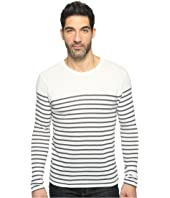 Alternative - Eco Jersey Yarn-Dye Stripe El Capitan Long Sleeve