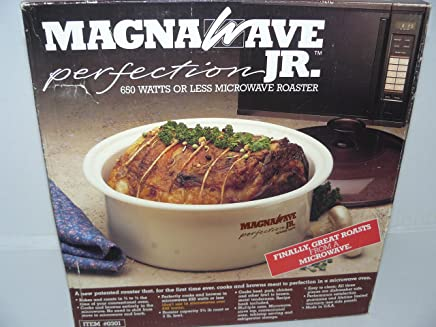 Magna Wave Perfection Jr. 650 Watts or Less Microwave Roaster
