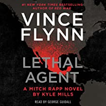 Lethal Agent: A Mitch Rapp Novel, Book 18