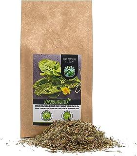 Paardenbloemthee (250g), paardebloembladeren gesneden, zacht gedroogd, 100% puur en natuurlijk voor de bereiding van thee,...