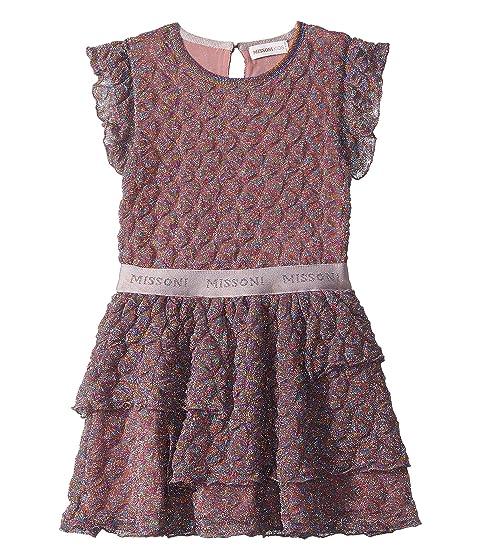 Missoni Kids Pizzo Lame Dress (Toddler/Little Kids)
