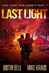 Last Light Publisher's Pack 1: Books 1-4 (Last Light Publisher's Packs) Kindle Edition