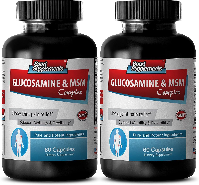 Immune Support Formula - GLUCOSAMINE glucosamine Super sale period limited MSM 3200MG Animer and price revision
